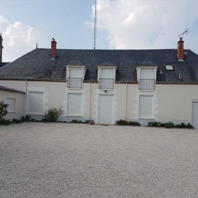 Ravalement de façade à Orléans