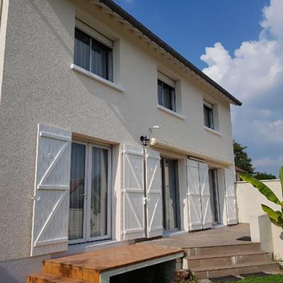 Ravalement de façade - Réalisé par Mathieu Ravalement Orléans