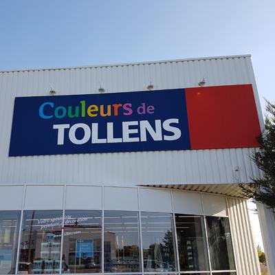 Nettoyage de façade à Saint-Jean-de-la-Ruelle - Réalisé par Mathieu Ravalement