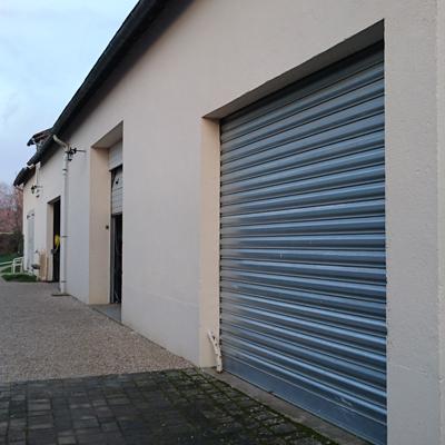 Ravalement de façade à Checy - Réalisé par Mathieu Ravalement