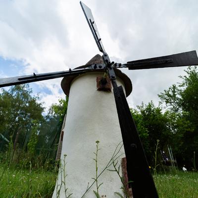 Ravalement d'un moulin - Réalisé par Mathieu Ravalement Orléans