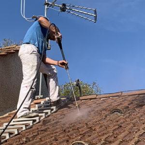 nettoyage haute pression toiture la ferte saint aubin (2)