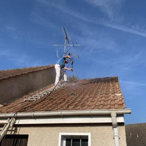 nettoyage haute pression toiture la ferte saint aubin (3)